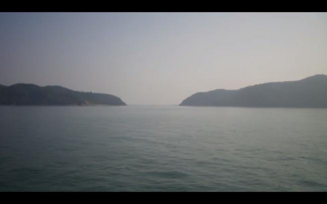The Gap Between Islands (still)
